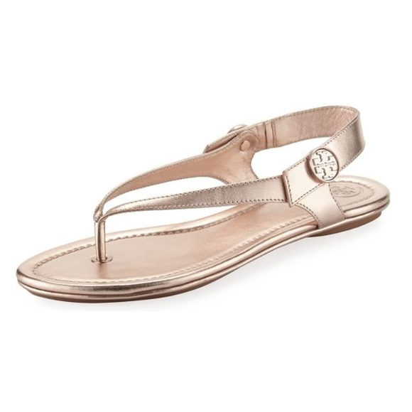 e44d4453d8c Tory Burch Minnie Travel Sandal. M 5c5bf2e5819e90eb52b46bfe